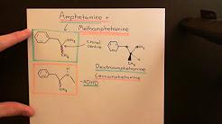 Amphetamine and Methamphetamine Part 1