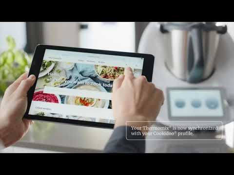 THERMOMIX® TM6 HOW TO SERIES | 03 SETTING UP COOKIDOO® RECIPE PLATFORM ON YOUR THERMOMIX® TM6