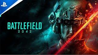 Battlefield 2042 (ft. 2WEI) الإعلان الرسمي للكشف عن لعبة   PS5, PS4