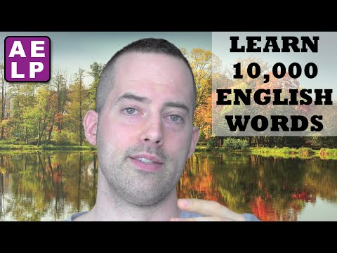 How to Learn 10,000 English Words - Advanced English Listening Practice - 22