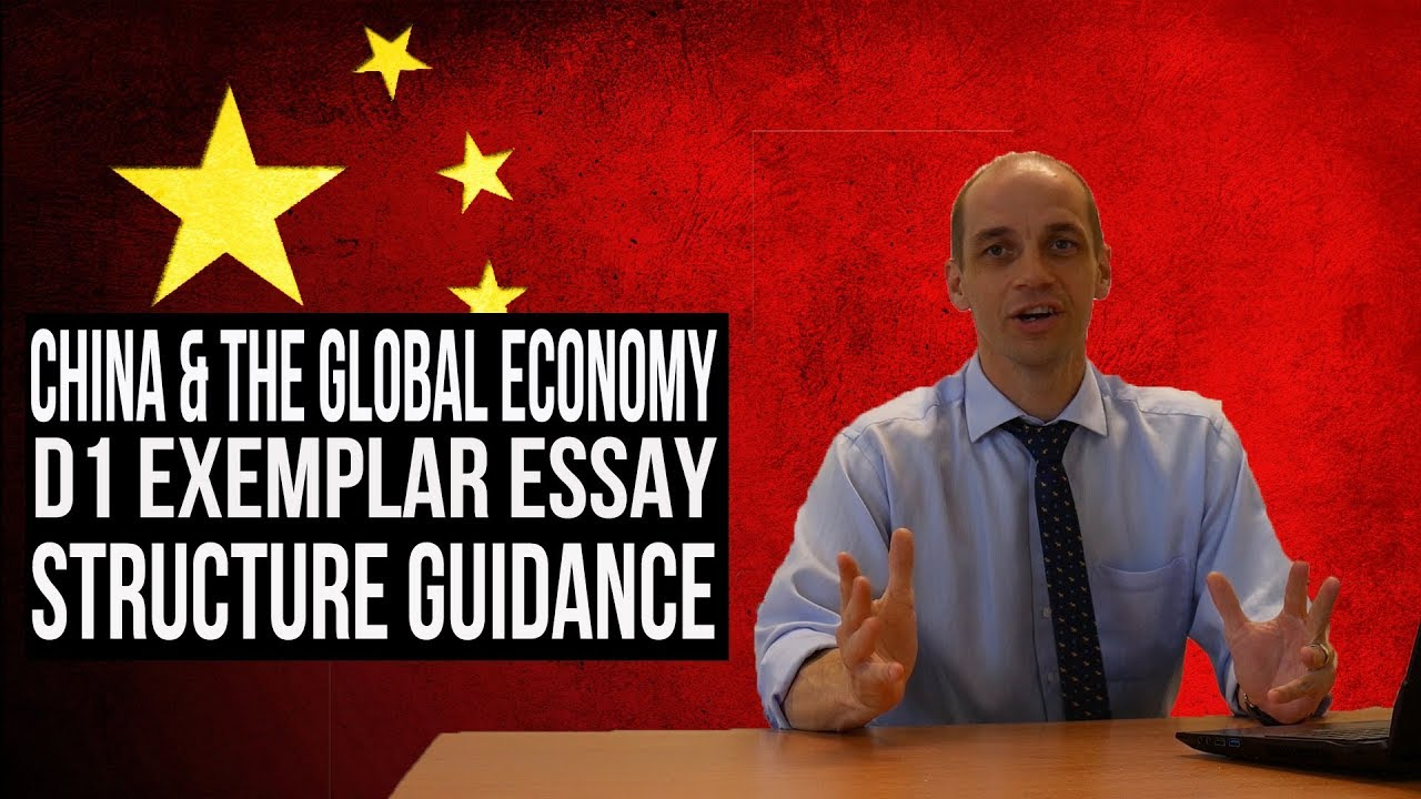 What Is Thesis In Essay China  The Global Economy Exemplar Essay Thesis Support Essay also The Importance Of English Essay China  The Global Economy Exemplar Essay  Youtube English Essay Internet