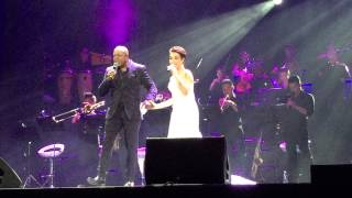 Tonight I celebrate my love - Peabo Bryson ft Uyên Linh