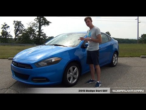 Review: 2015 Dodge Dart SXT
