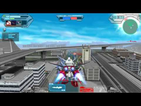 Sdgo Perfect Strike Gundam 1 Youtube