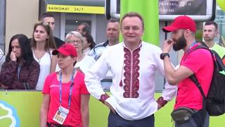 У Львові стартував масштабний міжнародний півмарафон