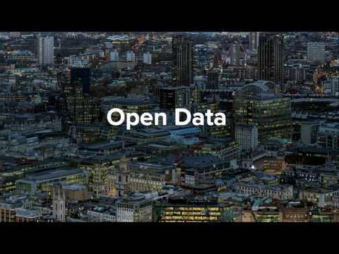Open Data Driving Social Impact - Webinar