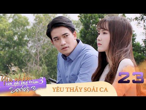 YNCGOT Series 3   Yêu Thầy Soái Ca   Tập 23: Jang Mi phát hiện ra âm mưu nham hiểm của Toàn với mình
