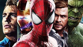 Marc Webb & Andrew Garfield Want Spider-Man And Avengers Crossover