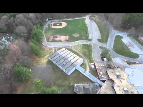 Here is some aerial footage of the construction at Miller Driscoll in Wilton, CT.
