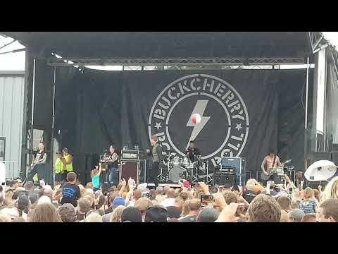 BuckCherry Wabash June 26, 2018 Full Concert (4k)