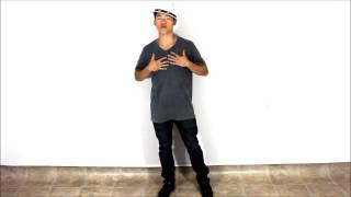 Уроки танцев для мужчин - быстрая музыка
