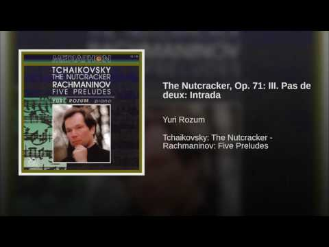 The Nutcracker, Op. 71: III. Pas de deux: Intrada