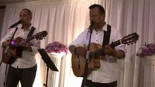 Jacky & Melody - Singapore Wedding Holiday Inn Atrium