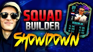 SQUAD BUILDER SHOWDOWN! - BERGWIJN FUTURE STARS