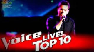 "The Voice 2016 Brendan Fletcher - Top 10: ""True Colors"