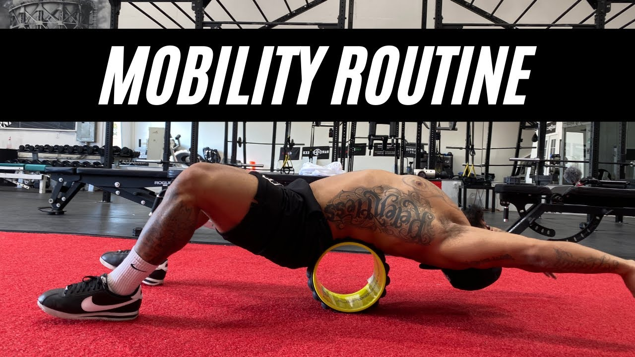 Mobility Routine & Active Release   How I Rehabbed My Knee   Acumobility