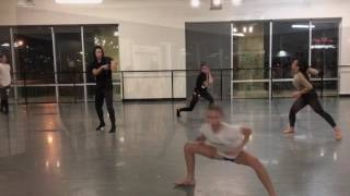 THE ROCK CENTER FOR DANCE - Las Vegas Rock Company dancers Improv to music inspired by LOVE