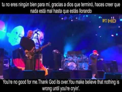 Limp Bizkit   Re Arranged  Lyric Ingles  Español