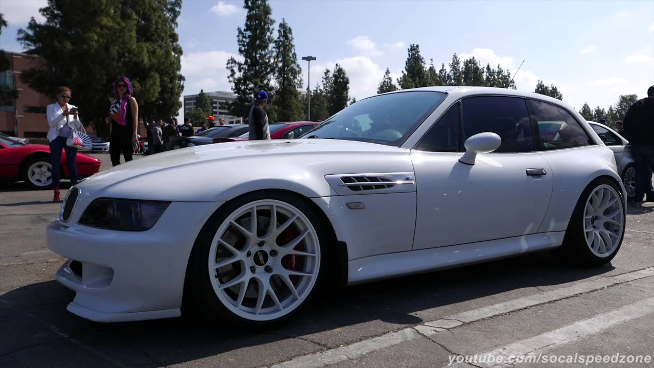 Which Color Wheels Do You Like On This Bmw Z3m Clown Shoe