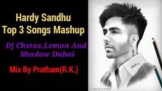 Gambar cover Hardy Sandhu Mashup DJ Remix||Dj Shadow,Chetas,Lemon||RO BLUE DIAMOND