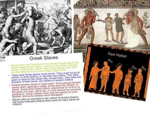 Chapter 6 Section 3 Daily Life of the Ancient Greeks