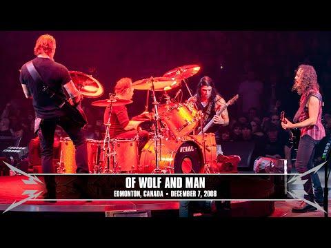 Metallica: Of Wolf and Man (MetOnTour - Edmonton, Canada - 2008) Thumbnail image