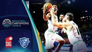 SIG Strasbourg v Dinamo Sassari - Highlights - Basketball Champions League 2019-20
