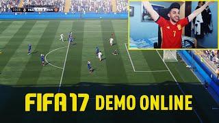 CÓMO JUGAR ONLINE A LA DEMO DE FIFA 17 !!!