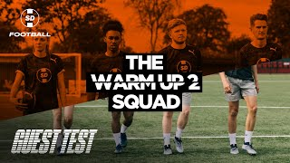 GUEST TEST FT. THE WARM UP 2 SQUAD | SEASON 2 EP.1 | PUMA STUN PACK