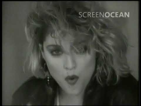 with Madonna Ear Say 1984