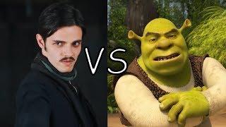 Gavrilo Princip vs Shrek. Epic Rap Battles of History Season 6 Premiere