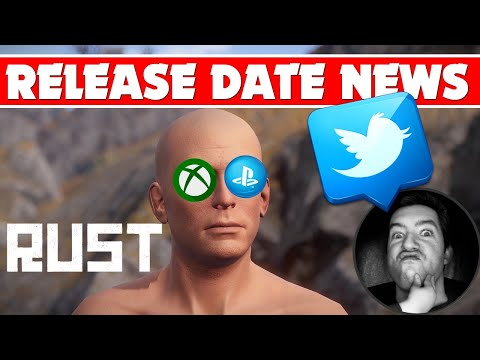 RUST PS4 XB1 RELEASE DATES! Creator Gives New Info On Console Release Of Rust!