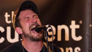 Frank Turner plays new songs at PledgeHouse during SXSW