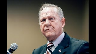 From youtube.com: Roy Moore Speaks About Allegations {MID-199746}