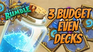 3 Budget Even Decks with Upgrades   RIP Graphics Card