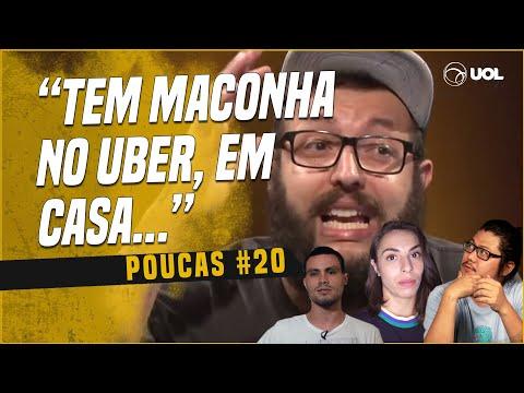 CAUÊ MOURA + FERNANDA LÉO E WILL CANAL UMDOIS  POUCAS 20