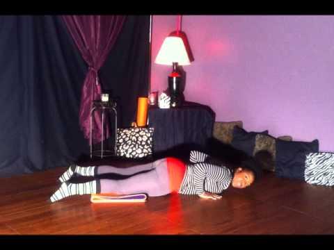 sensual yoga fusion cat cow flow  youtube