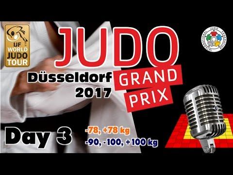 Judo Grand-Prix Düsseldorf 2017: Day 3