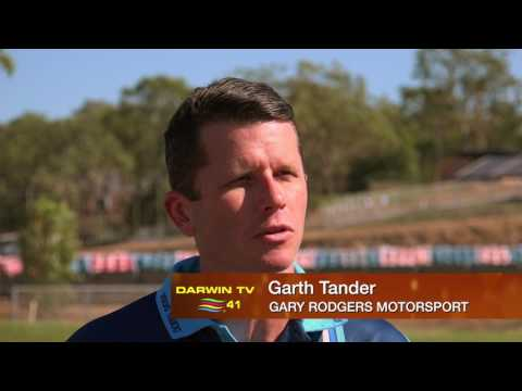Garth Tander Interview for Upcoming V8 Supercars 2017