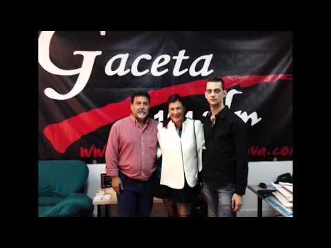 COLABORACION DE ELOISA LUA EN RADIO GACETA FM CARTAGENA - 22/04/2016