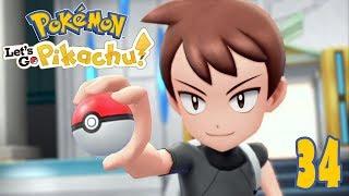 MISTRZEM BYĆ! [#34] Pokemon: Let's GO Pikachu!