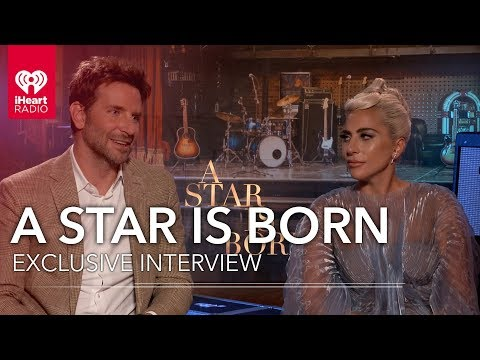Lady Gaga + Bradley Cooper 'A Star Is Born' | Exclusive Interview