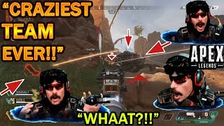 DrDisrespect's HARDEST APEX VICTORY VS PROS! - $20,000 ON The Line! - Code Red Tourney!