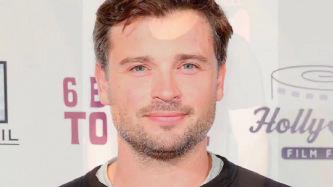 tom welling height - 1280×720