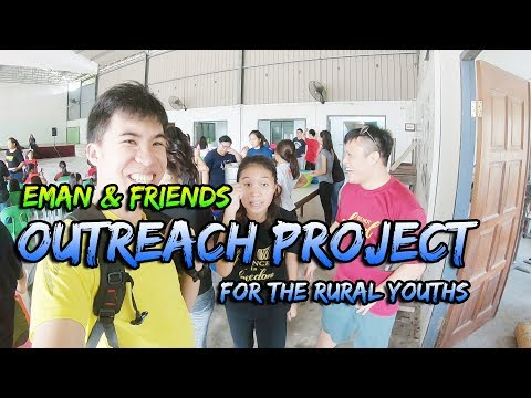 Motivating the Rural Young People | OUTREACH PROJECT | Kampung Stass (Bau) | SARAWAK