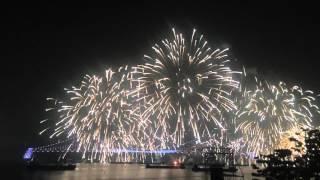 2015 부산불꽃축제 (2015 The 11th Busan Fireworks Festival) - Nessun Dorma & Beethoven Symphony #9