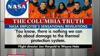 Columbia crew weren