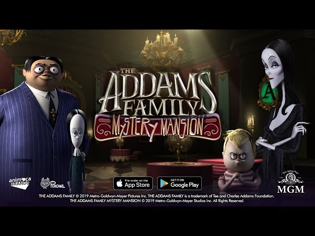addams family mystery mansion hack apk