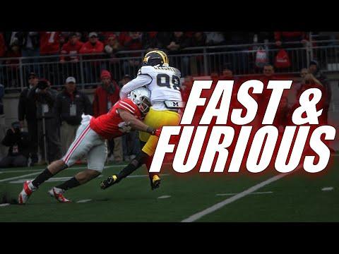 Darron Lee Freshman Highlights 2014-15    Fastest Linebacker in CFB