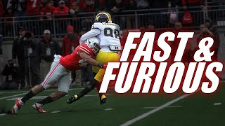 Darron Lee Freshman Highlights 2014-15 || Fastest Linebacker in CFB
